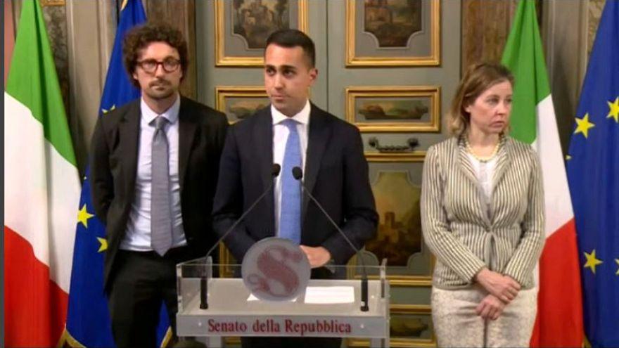 Governo: Ultimatum di Di Maio a Salvini
