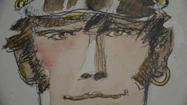 Hugo Pratt, a Lione una monumentale mostra sul papà di Corto Maltese
