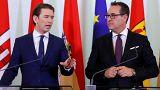 النمسا تناقش قانوناً جديداَ من شأنه التضييق على اللاجئين
