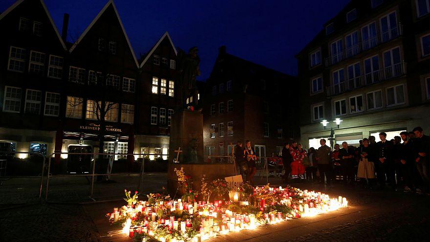 10 Tage nach dem Anschlag: Heirat im Krankenhaus in Münster