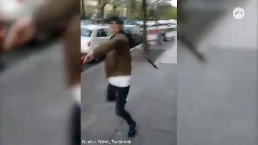 Schock über antisemitische Attacke gegen jungen Israeli in Berlin