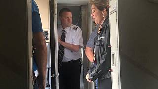 Tammie Jo Shults, el ángel de la guarda de Southwest Airlines