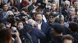 Alice Weidel und das Selfie mit Ai Weiwei