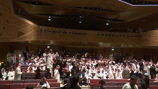 بعد 35 عاماً من الحظر .. أول عرض سينمائي بالسعودية