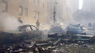 Deutscher Dschihadist - mutmaßlicher Hintermann der 9/11-Anschläge - von Kurden verhaftet