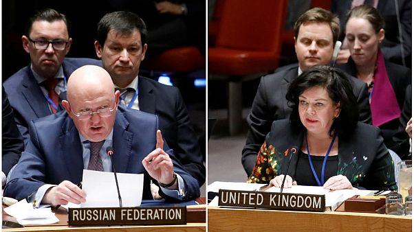 تنش میان روسیه و بریتانیا در شورای امنیت؛ «کار از آلیس در سرزمین عجایب هم گذشته»