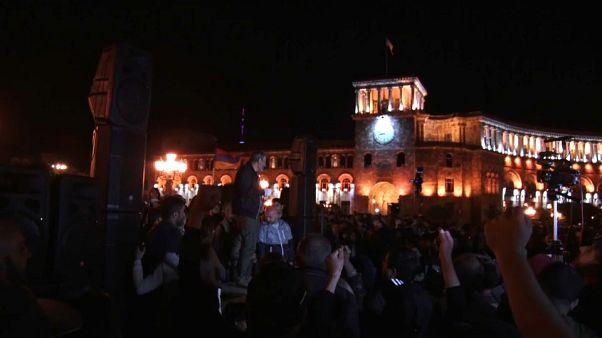 Protestas históricas en Armenia