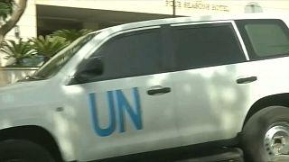 Siria: fuoco contro gli ispettori delle Nazioni Unite