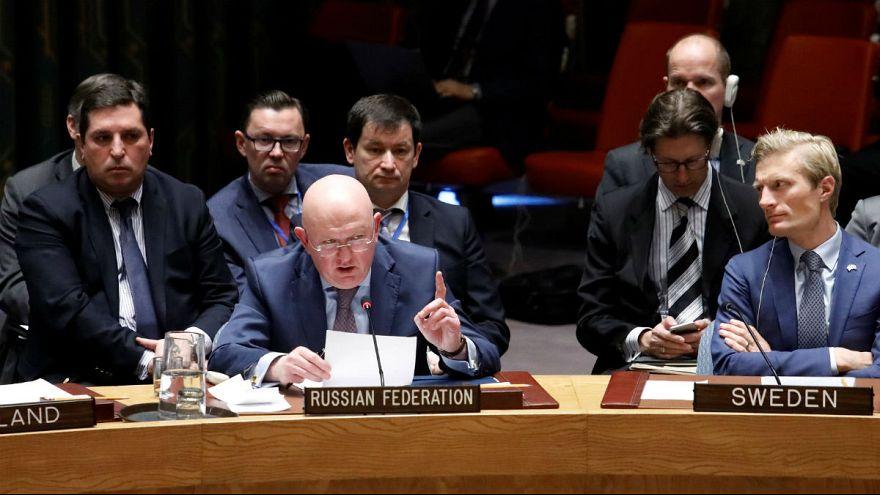 Brit-orosz csörte az ENSZ-ben