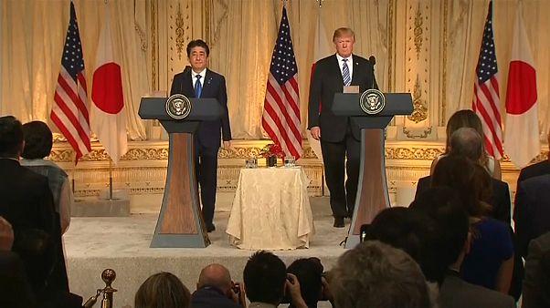Trump warns meeting with Kim Jong-un not a done deal