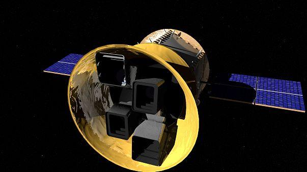 NASA gözlem aracı TESS'i uzaya fırlattı