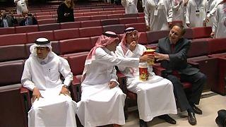 Le cinéma revient en Arabie saoudite