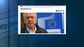 ФРГ примет еще 10 тысяч беженцев