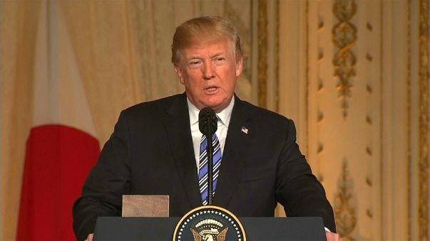 """Trump se irá de la reunión con Kim Jong-un si no es """"fructífera"""""""