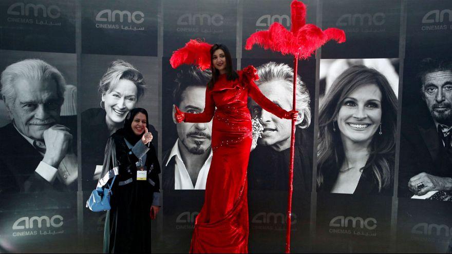 Megnyílt az első szaúd-arábiai mozi
