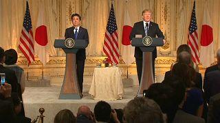 Trump vor Treffen mit Kim Jong Un