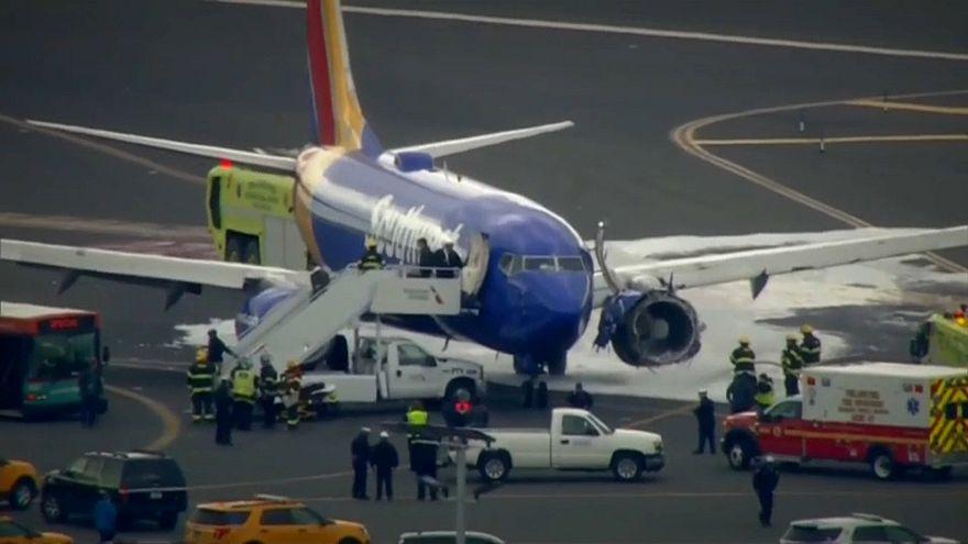 В США проверят двигатели самолетов