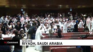 In Arabia Saudita si va nuovamente al cinema