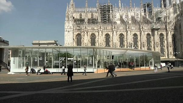Milán se convierte en la capital mundial del diseño