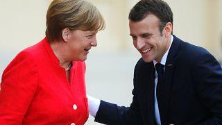 Macron in Berlin: Bremst Merkel seine EU-Reformpläne?