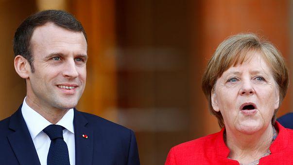 Angela Merkel y Emmanuel Macron presentarán una propuesta para reformar la UE