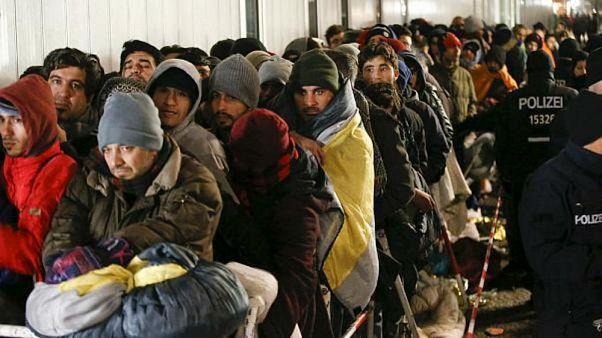 ألمانيا توافق على استقبال 10 ألاف لاجئ جديد من الشرق الأوسط وشمال إفريقيا