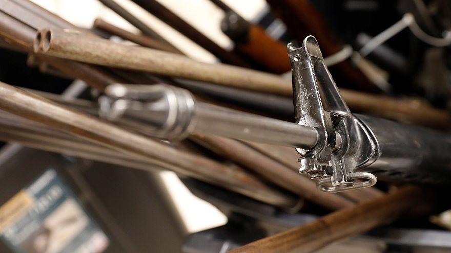 اینترنت عامل افزایش قاچاق سلاح گرم در اروپا