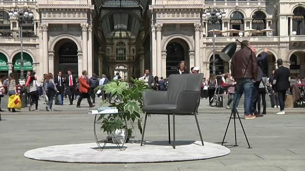 Design invade cidade de Milão