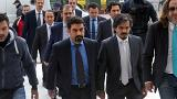 Ελεύθερος με περιοριστικούς όρους ο ένας Τούρκος αξιωματικός