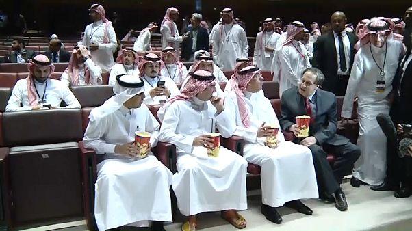 В Саудовской Аравии открылся первый за последние 40 лет кинотеатр