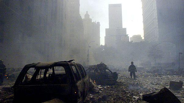 حمله به برجهای تجارت جهانی در نیویورک