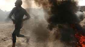 EP: vita a gázai tüntetésekről