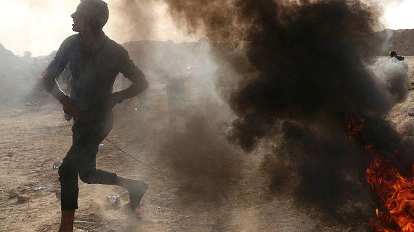 """El Parlamento Europa pide a Israel que """"se abstenga de usar armas letales"""" en Gaza"""