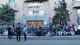 شاهد: تواصل الاحتجاجات الأرمينية اعتراضا على تشبث ساركسيان بالحكم