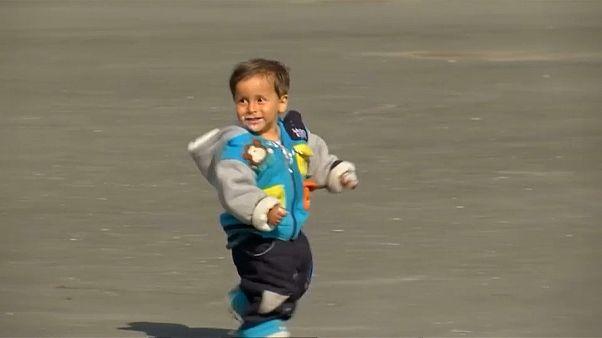 Umutlarını Türkiye'ye bağlayan Afganlar