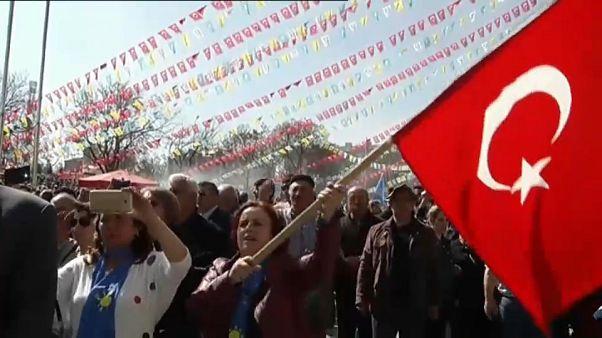 Reação grega às eleições turcas