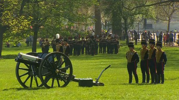 In London wurde das Commonwealth-Treffen feierlich beendet.