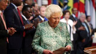 Les dirigeants du Commonwealth réunis à Londres