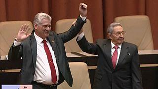 Cuba: Miguel Díaz-Canel è il nuovo presidente