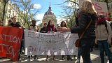 طلاب فرنسا يحتجون على خطط التعليم العالي المطروحة من قبل الحكومة