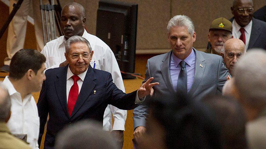 Ende einer Ära auf Kuba: Neuer Präsident ist Miguel Díaz-Canel
