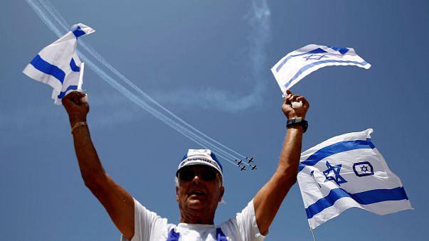 Si celebra in Israele il 70º anniversario del Giorno dell'Indipendenza