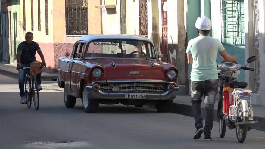 Santa Clara, la ville du nouveau président cubain
