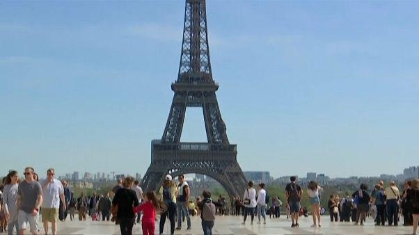 París: temperaturas de agosto en pleno mes de abril