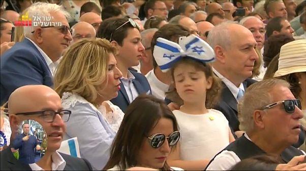 """70 Jahre Israel: Netanjahu spricht von """"nötigen Opfern"""""""