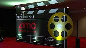 Arábia Saudita volta a ter cinema