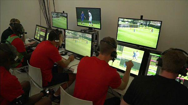 Árbitros do Mundial'2018 já treinam com o VAR