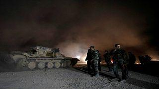 خاص: الجيش السوري يشنّ عملية عسكرية ضد داعش جنوب دمشق