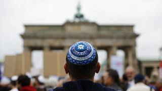 Suspect in Berlin anti-Semitism convicted to four weeks' detention