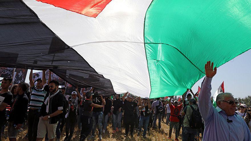 """Naissance d'Israël : la """"catastrophe"""" des Palestiniens"""